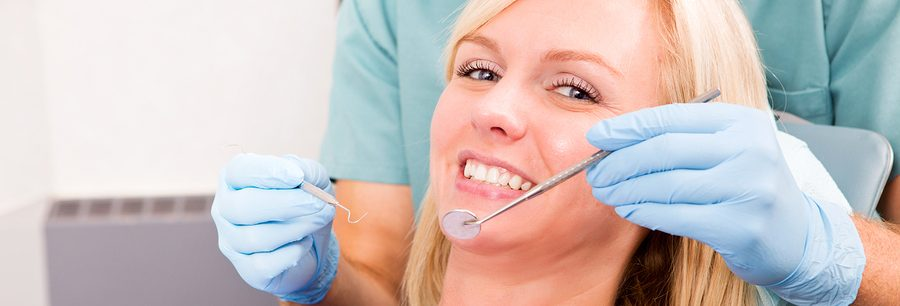 A dental exam can have your teeth clean and shining in no time.