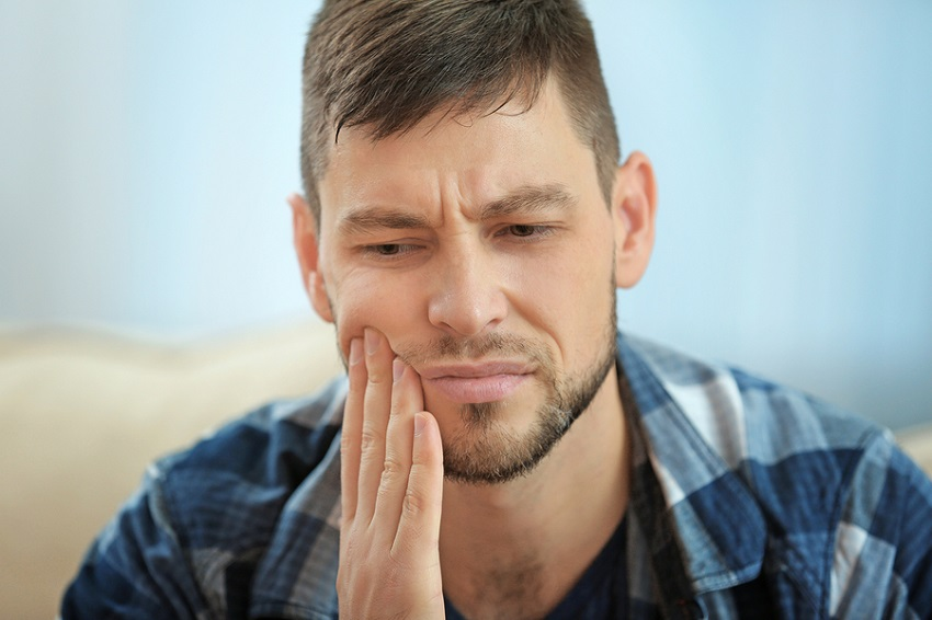 Restore a broken tooth